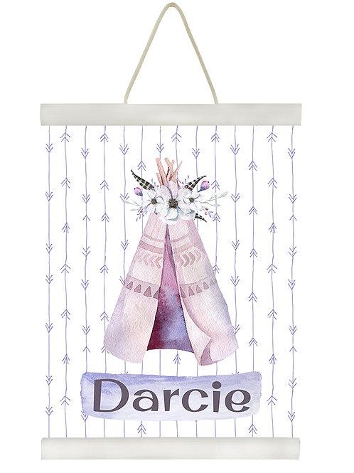 Tee Pee Darcie