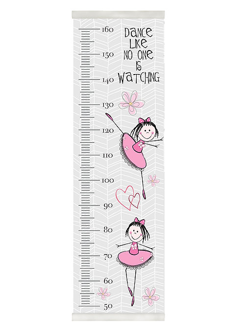 Dance growth chart