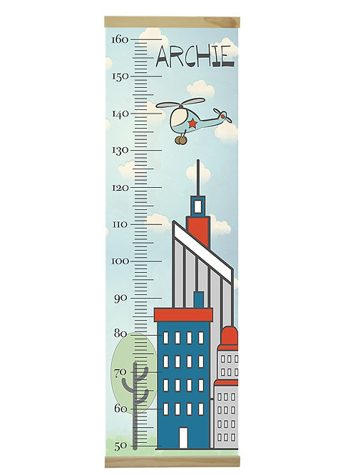 Archie City growth chart