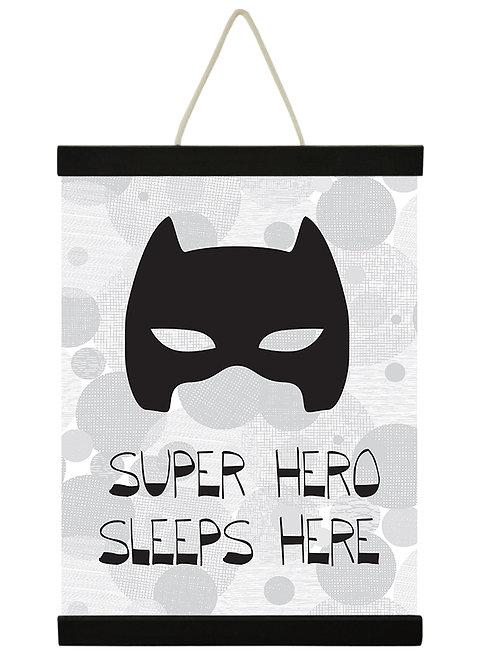 Super Hero Boy Mask