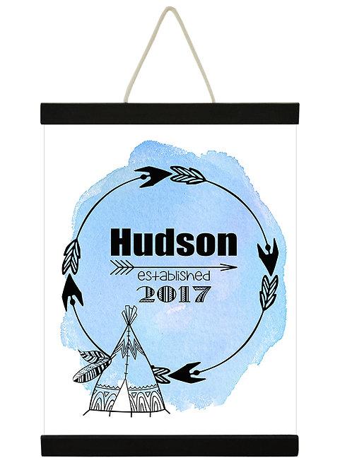 Hudson Established