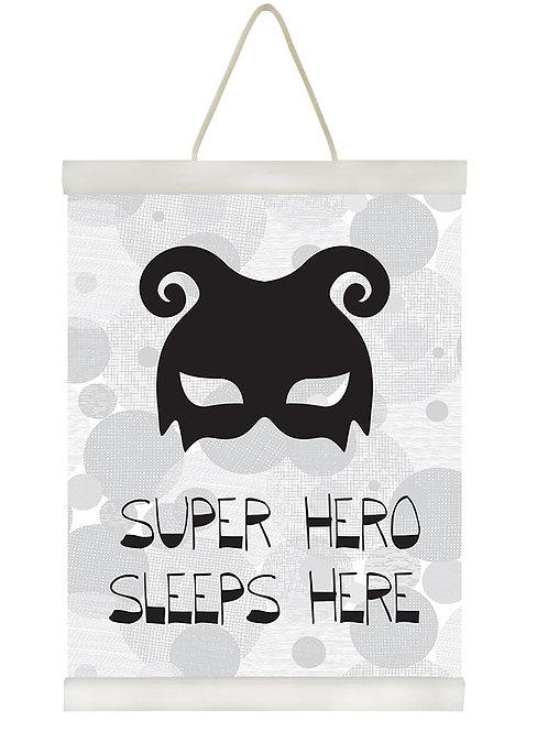 Super Hero Girl Mask