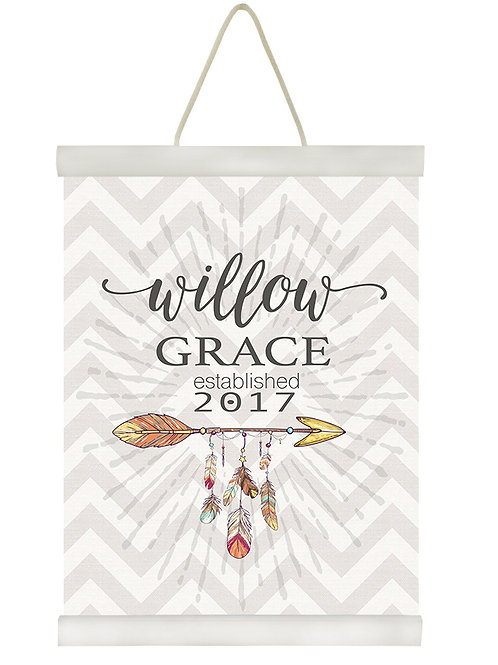 Willow Est. Print