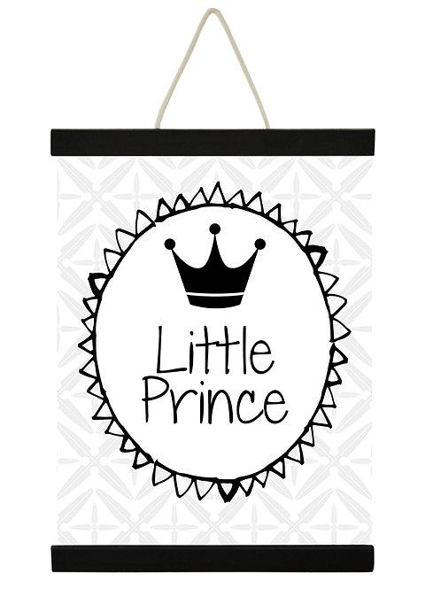Little Prince B&W