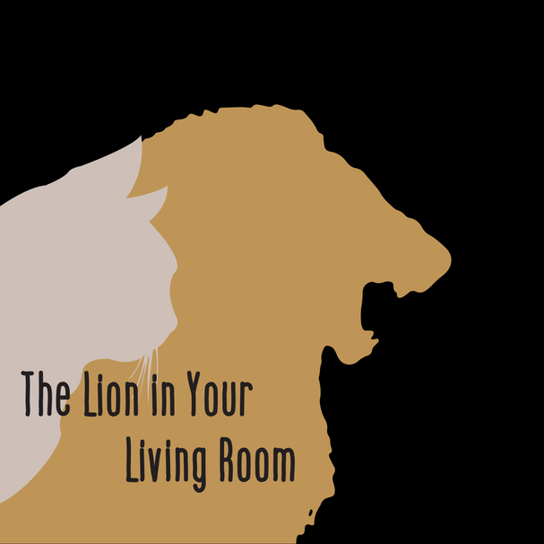 Lion in Your Living Room Labels