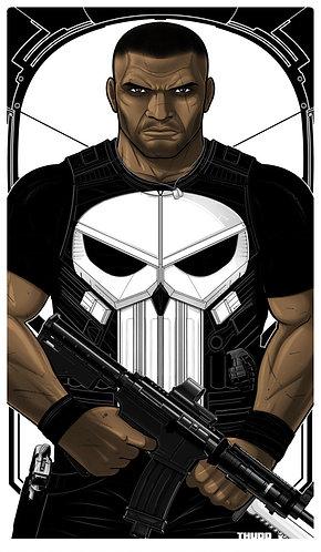 Punisher ICON Variant