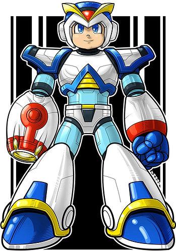 MegaMan X 1  -  2  -3