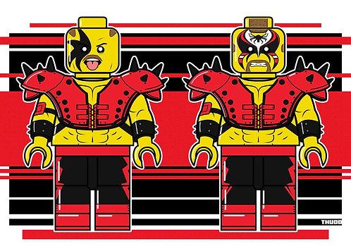 Road Warriors Lego