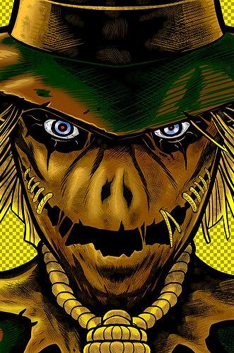 Scarecrow HeadShot
