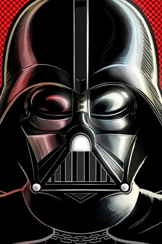 Darth Vader Headshot