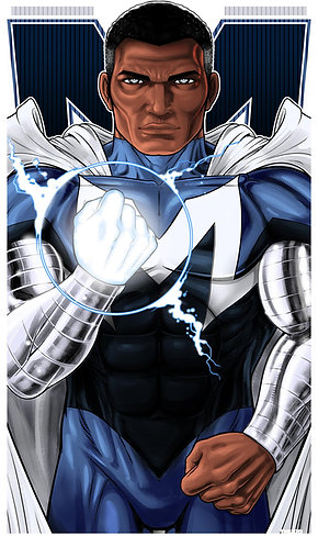 Blue Marvel ICON 2