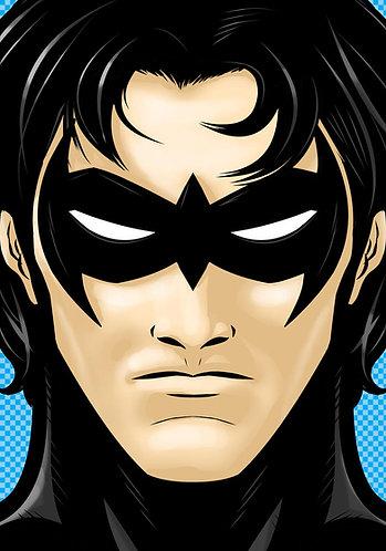 Nightwing HeadShot