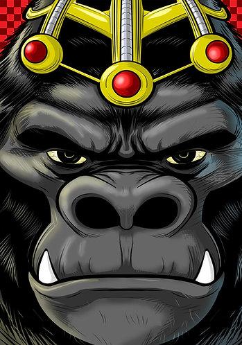 Gorilla Grodd HeadShot
