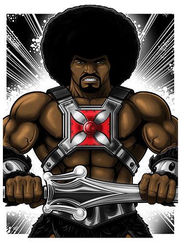 Afro Heman