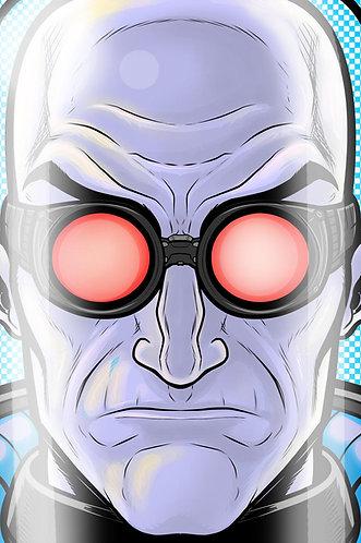 Mr. Freeze HeadShot