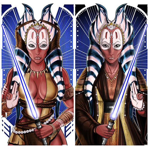 ShaaK Ti ICON Premium Metallic