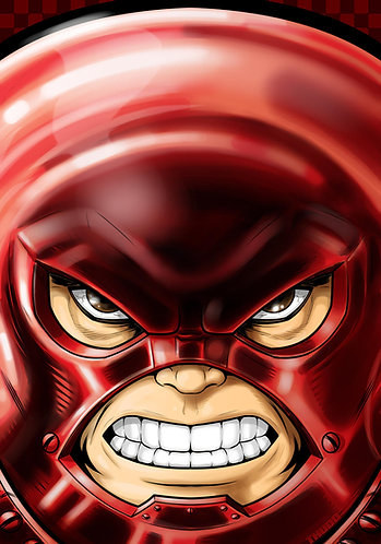 The Juggernaut HeadShot