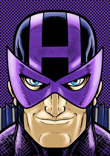 Hawkeye HeadShot