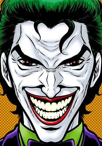 Joker HeadShot