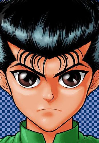 Yusuke Headshot