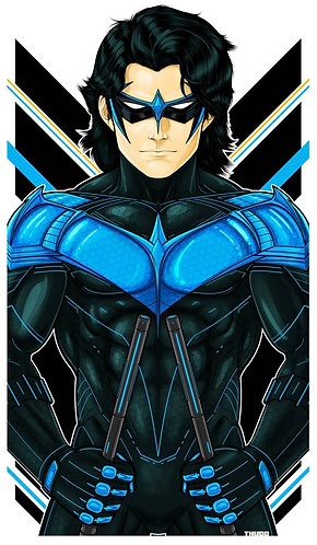 Nightwing ICON SERIES