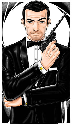 007 Sean Connery ICON