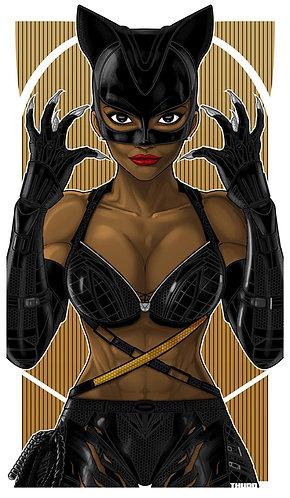 Catwoman Halle B ICON