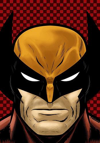 Wolverine B HeadShot