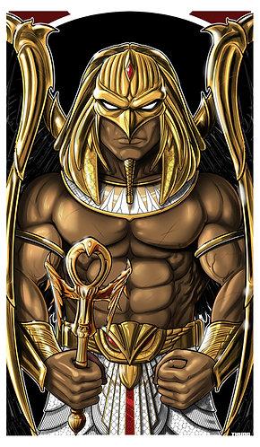 Hawk-Man Pharaoh ICON