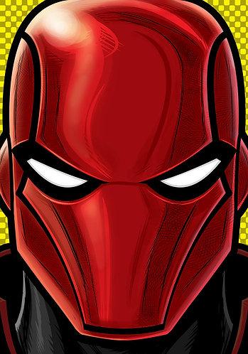 Red Hood HeadShot