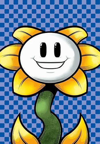 Happy Flowey