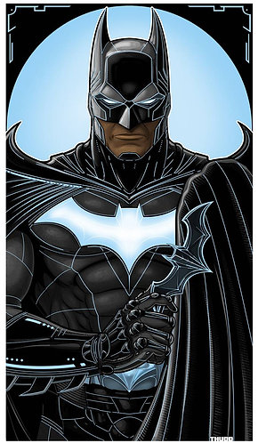 BATMAN (Batwing) ICON