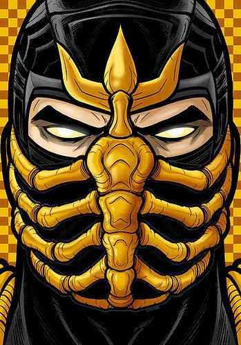 Scorpion Headshot