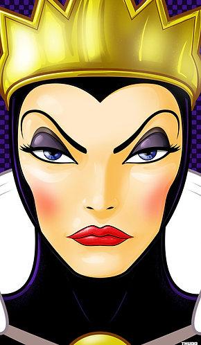 Evil Queen Headshot