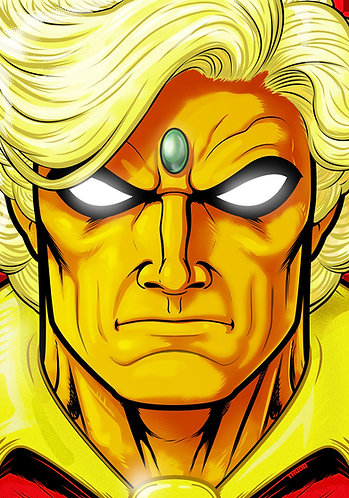 Adam Warlock HeadShot
