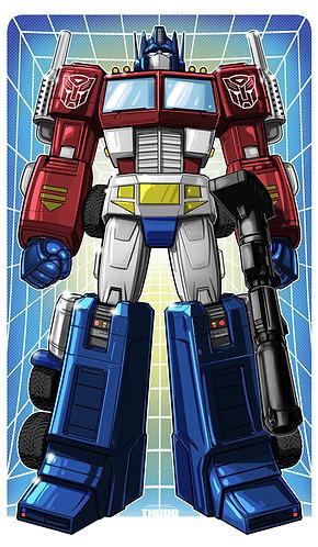 Optimus/Nemesis Prime Impact Series
