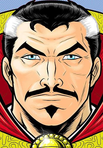 Dr. Strange HeadShot