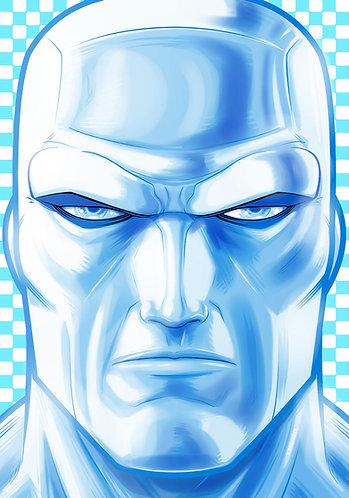 Iceman HeadShot