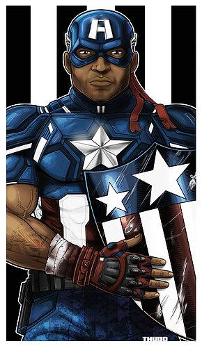 Captain America ICON Elijah Bradley