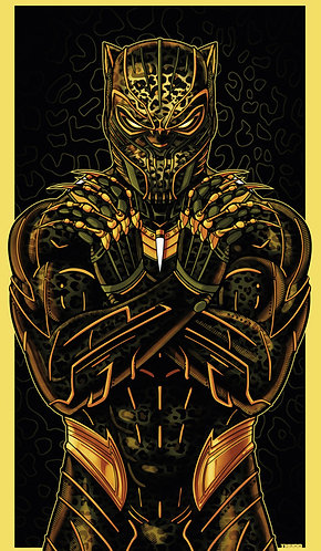 Killmonger ICON