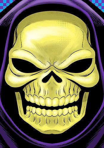 Skeletor Headshot