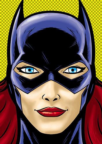 Batgirl HeadShot