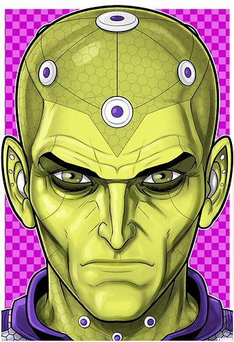 Brainiac Headshot