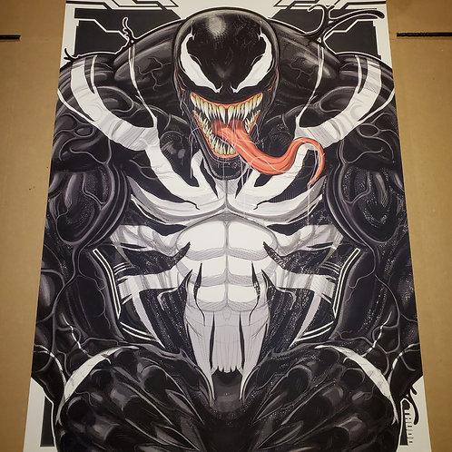 Venom ICON PREMIUM METALLIC TEXTURE
