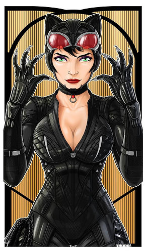 Catwoman ICON