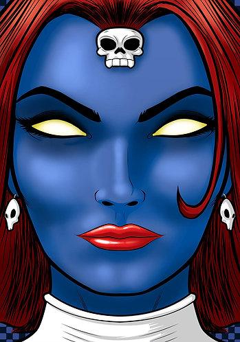 Mystique HeadShot