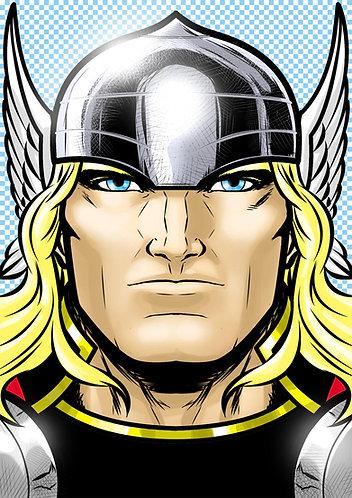 Thor HeadShot