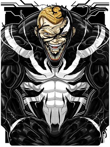 Eddie Brock Venom Icon