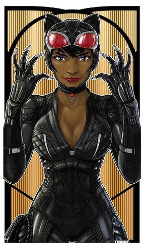 Catwoman 1 ICON