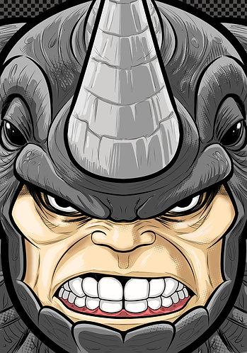 Rhino HeadShot